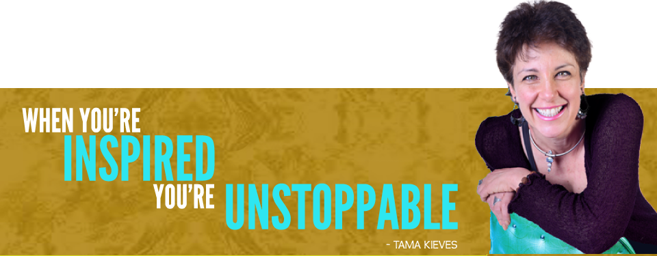 Inspired & Unstoppable quote