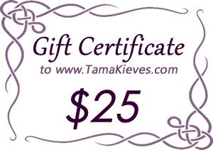 Tama Kieves Coaching