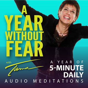 A Year without Fear Audio Meditations